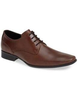'brodie' Plain Toe Derby