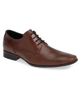 'brodie' Plain Toe Derby