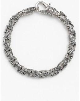 'classics' Carved Bracelet