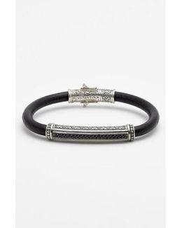 'plato' Leather Bracelet