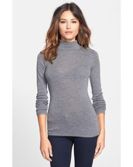 The Fisher Project Ultrafine Merino Turtleneck Sweater