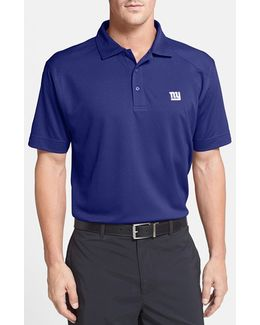 'new York Giants - Genre' Drytec Moisture Wicking Polo
