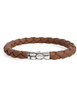 'kali' Leather Bracelet