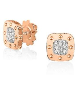 'pois Moi' Diamond Stud Earrings