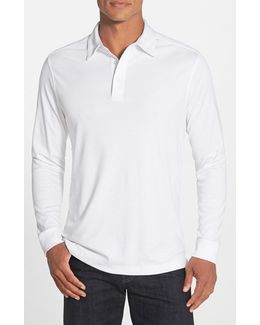 'belfair' Pima Cotton Polo
