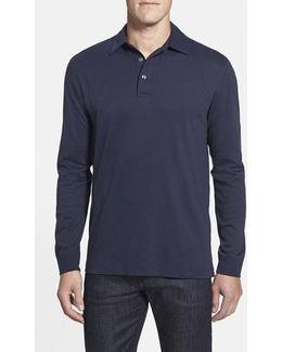 'belfair' Pima Cotton Polo