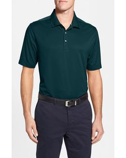'glendale' Drytec Moisture Wicking Polo
