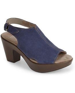'kirsten' Slingback Sandal