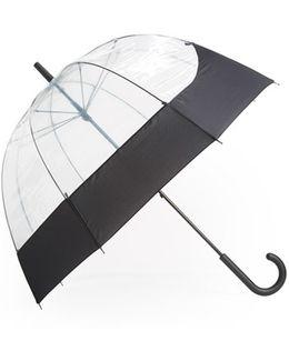 'moustache' Bubble Umbrella