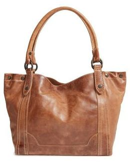 Melissa Leather Tote