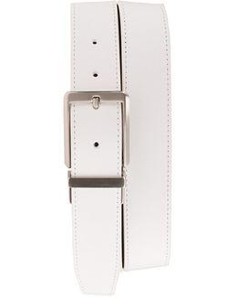 'core' Reversible Leather Belt