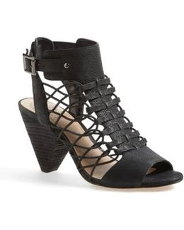 Evel Leather Sandal