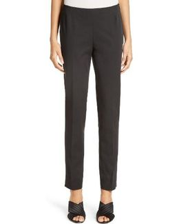 'chrystie' Stretch Twill Pants
