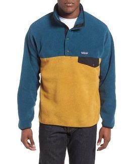 'synchilla Snap-t' Fleece Pullover