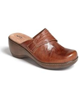 Softwalk 'mason' Clog
