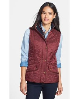 'cavalry' Quilted Vest