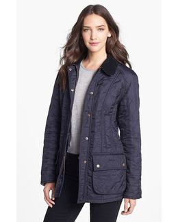 'beadnell' Quilted Jacket