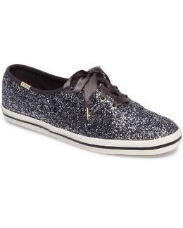Keds For Kate Spade New York Glitter Sneaker