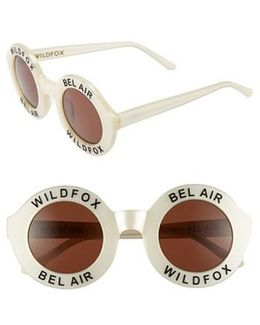 'Bel Air' 44M Sunglasses