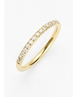 'stackable' Large Straight Diamond Band Ring (nordstrom Exclusive)