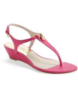 'hamilton' Thong Sandal