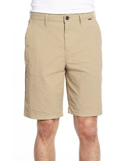 'dry Out' Dri-fit(tm) Chino Shorts
