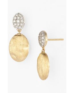 'siviglia' Diamond Drop Earrings
