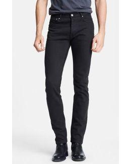 'petit Standard' Skinny Fit Jeans