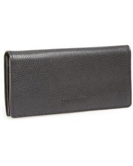 'veau Foulonne' Continental Wallet