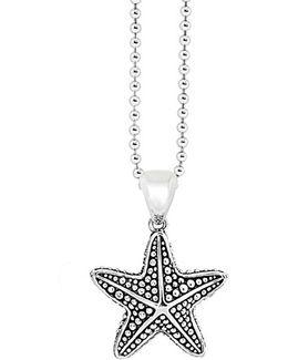 'rare Wonders - Starfish' Long Talisman Necklace