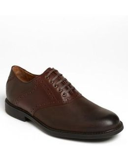 'cardell' Waterproof Saddle Oxford