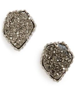 Tessa Stone Stud Earrings