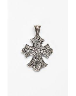'classics' Cross Pendant Necklace
