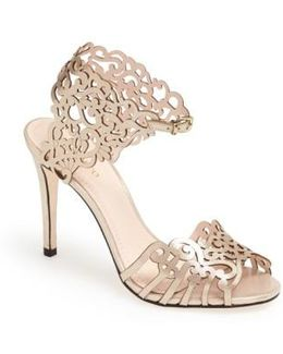 Moxie Leather Sandals