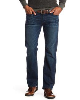 """Viker Regular Straight Leg Jeans - 30"""" Inseam"""