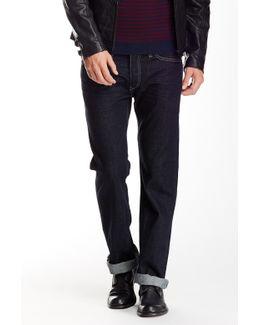 Viker Pantaloni Straight Jean
