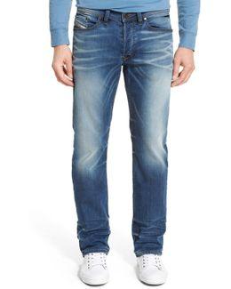 Diesel 'viker' Straight Leg Jeans