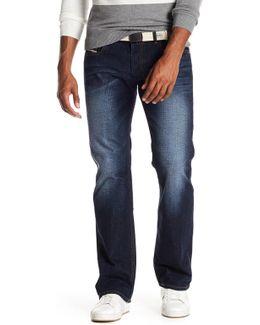 "Zatiny Bootcut Jeans - 32"" Inseam"