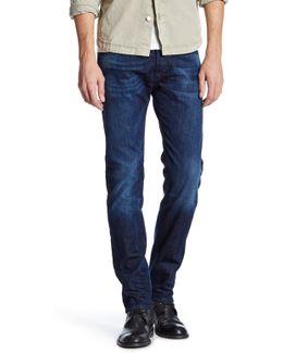 Buster Slim Straight Leg Jean