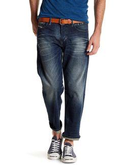 """Khiro Regular Straight Jean - 32"""" Inseam"""