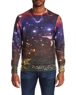 Joe Galaxy Neoprene Sweatshirt