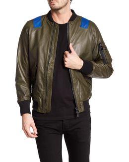 L-kittie Genuine Leather Jacket