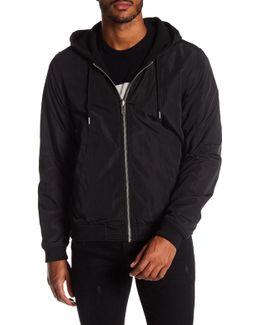 Thrilling Hooded Jacket