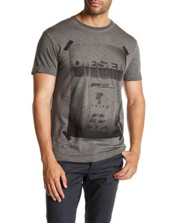 Diego Graphic Short Sleeve Tee