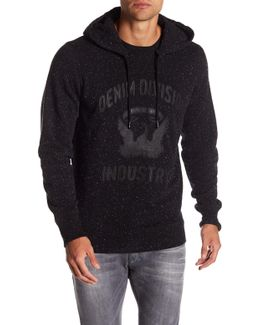 Joe Hooded Sweatshirt