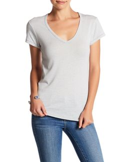 The Keepsake V-neck Tee