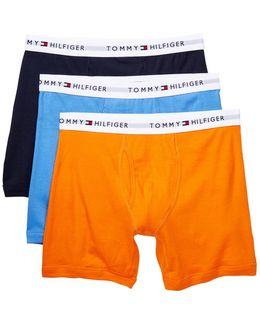 Cotton Boxer Brief - Pack Of 3