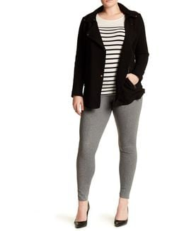 Taylor Seamed Legging (plus Size)