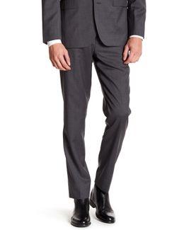 "Grey Dress Pant - 30-34"" Inseam"