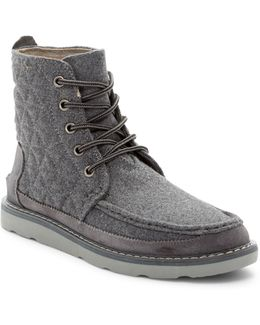 Quilted Searcher Boot (women)